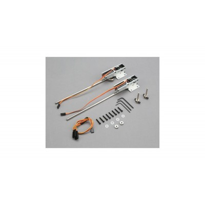 E-Flite 60 - 120  85° Strut Ready Main Electric Retract