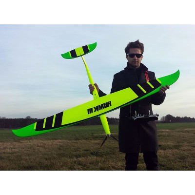 Hawk III Revolution 1700mm PNP