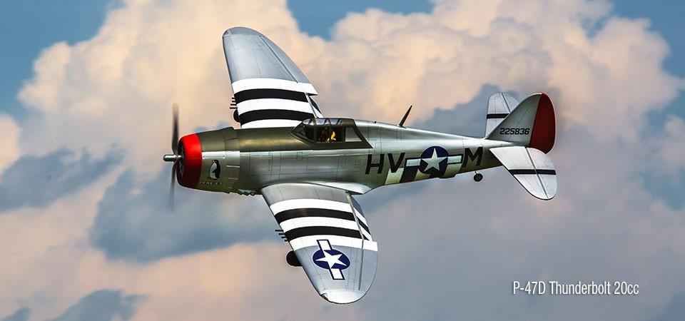 New P-47 Hangar 9