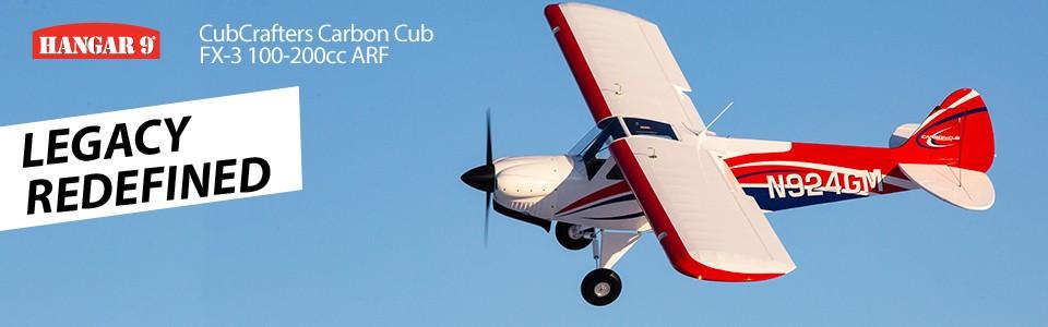 Carbon Cub 100-200cc